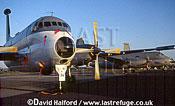Breguet Atlantic, (61+14), MFG-3, Marineflieger / German Navy, on static, Royal International Air Tattoo (RIAT), RAF Fairford, UK, date ?