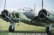 Bolingbroke IVT, Blenheim, Aircraft Restoration Co., parked, Flying Legends, IWM Duxford, UK, date ?