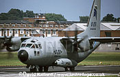 Alenia C-27J / C.27J / C27J Spartan, demonstrator aircraft, taking off, Farnborough, UK, date ?