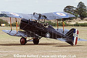 Royal Aircraft Factory S.E.5A / SE-5A / SE5A, (F904), taxying, Shuttleworth Collection, Old Warden, UK / U.K., UK, / date TBC