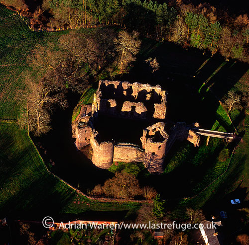 Grosmont Castle is a ruined fortress in Grosmont, Monmouthshire, South Wales
