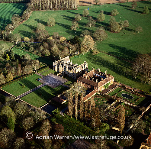 Barrington Court, Tudor manor house, near Ilminster, Somerset, England