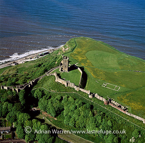 Scarborough Castle, North Yorkshire, England