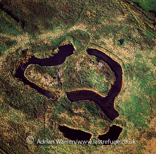 Star Carr, a Mesolithic archaeological site, near Scarborough, North Yorkshire, England