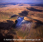 Bannau Sir Gaer, Brecon Beacons National Park, Carmarthenshire, Wales