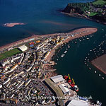 Teignmouth, on the estuary of the River Teign, south Devon, England