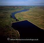 Scar House & Angram Reservoirs, Nidderdale, Norkshire Dales, North Yorkshire, England