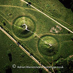 Devil's Humps, Bow Hill Barrow Cemetary, West Sussex, England