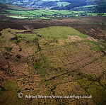 bronge age celtic fields, Dartmoor, England
