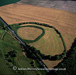Buzbury Rings, near Blandford Forum, Dorset, England