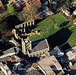 Augustinian priory of St. Botolph, Colchester, Essex, England
