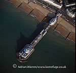 Eastbourne Pier, South Downs, East Sussex, England