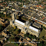 Ely Cathedral (The Cathedral Church of the Holy and Undivided Trinity of Ely), Ely, Cambridgeshire,, England