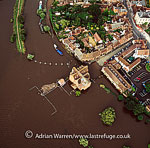 Floods in 2007, Tewkesbury, Gloucestershire, England