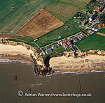 Happisburgh, Norfolk, England