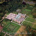 Hatfield House, a country house in the Great Park, Hatfield, Hertfordshire, England