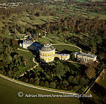Ickworth House, a country house, near Bury St. Edmunds, Suffolk, England