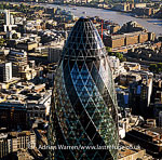 31 St Mary Axe (also Gherkin or Swiss Re), London , England