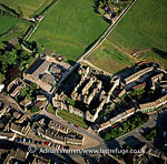 Middleham Castle, Wensleydale, North Yorkshire, England