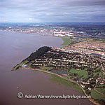 Portishead, West of Bristol, Somerset, England
