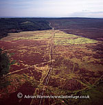 Roman Road, Wheeldale, North Yorkshire Moor, England