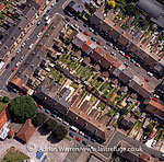 Terraced Housing, Lincoln, Lincolnshire, England