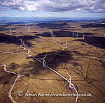 Farr Wind Farm, Glen Kyllachy, Tomatin, near Inveress, Highlands, Scotland
