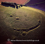 Windmill Hill, a Neolithic causewayed enclosure, Wiltshire, England