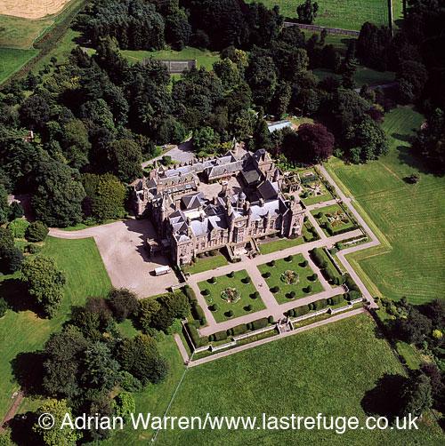 Kinnaird estate angus
