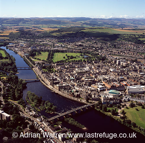Perth, royal burgh in central Scotland, on the banks of the River Tay, the administrative headquarters of Perth and Kinross council area, Lowlands, Scotland