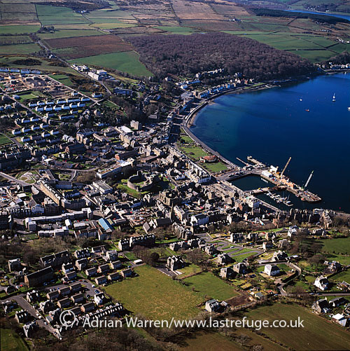 Rothesay, Isle of Bute, Highlands, Scotland