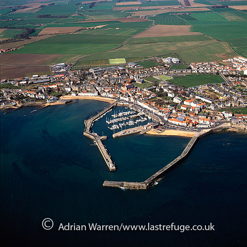 Anstruther, North coast, Firth of Forth, Lowlands, Scotland