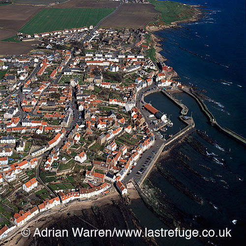 Pittenweem, North coast, Firth of Forth, Fife, Lowlands, Scotland
