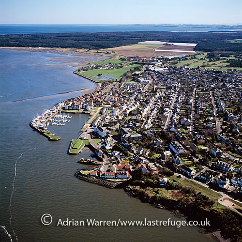 Tayport, Firth of Tay, Lowlands, Scotland