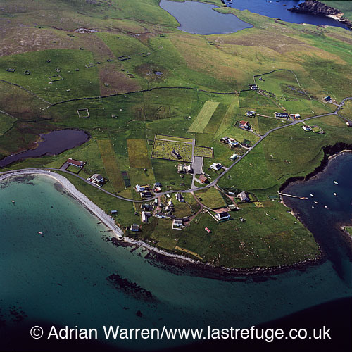 West Burra, Scalloway Islands, Shetland Islands, Scotland