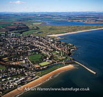 St Andrews, a town and former royal burgh on the east coast of Fife, Lowlands, Scotland