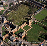 Arbroath Abbey, Arbroath, Angus, Lowlands, Scotland