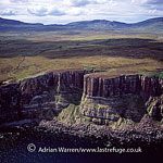 Basalt Cliffs - Isle of Skye, Inner Hebrides, West Coast Scotland