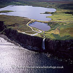 Kilt Rock Waterfall - Isle of Skye, Inner Hebrides, West Coast Scotland