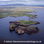 The Isle of Stenness, South of Esha Ness, , Shetland Islands, Scotland