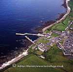 John o' Groats, a village in the Highland council area of Scotland, Highlands, Scotland