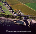 Keiss harbour, Caithness, Highlands, Scotland