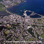 Kirkwall, the largest town and capital of the Orkney Islands, Orkney Islands, Scotland