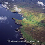 Maywick, west coast of Shetland Mainland, Shetland Islands, Scotland