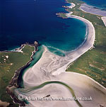 Traigh Bhalaign, North Uist, Outer Hebrides, West Coast Scotland