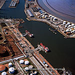 Grangemouth Docks, Lowlands, Scotland