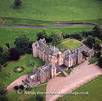 Thirlestane Castle (Castlehill), the Borders of Scotland, Lowlands, Scotland