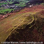 Middletown hill Fort, North Wales
