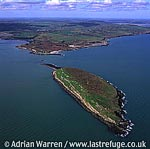 Puffin Island, Anglesey, North Wales