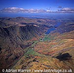 Llanberis, Town, North Wales